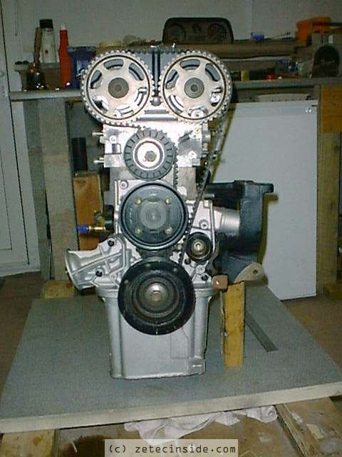 on Ford Pinto Engine Weight