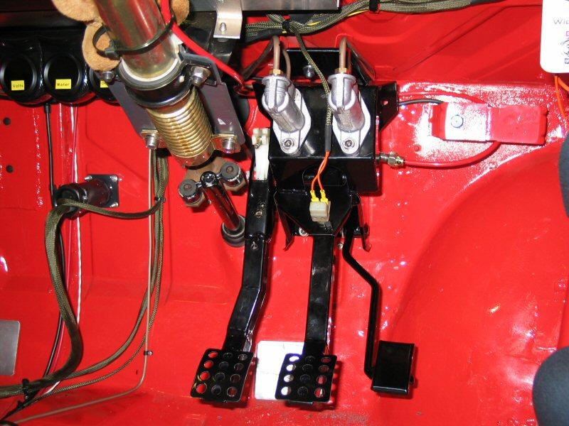 Modifying Fiesta Brakes Page 1
