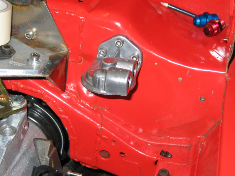 Ford 8n Air Filter Conversion : N tractor oil filter bing images
