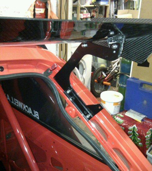 Grahamb's Mk1 Fiesta XR2 Duratec HE Hillclimber