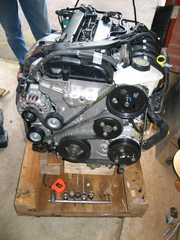 Ac Compressor Cost >> Ford Duratec Tuning and Installation Notes